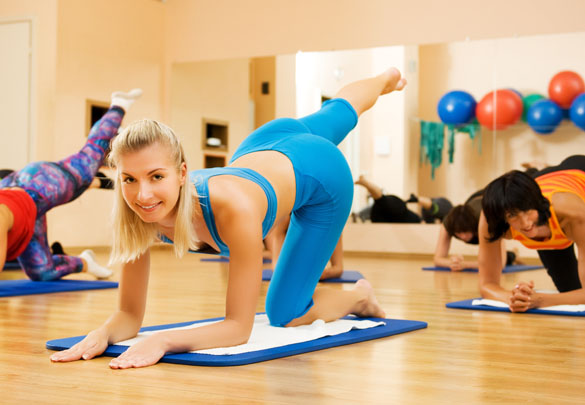 To stay vibrant, Fitness is key at any age